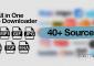 All in One Video Downloader Script v1.14.0